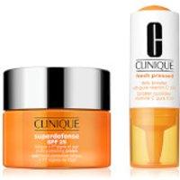 Clinique Starter Duo Fresh Pressed Vit C 10% and SD Cream 15ml