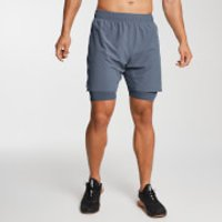 Essential Woven 2-in-1 Training Shorts - Galaxy - M