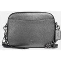 shop for Coach Women's Camera Bag - Metallic Graphite at Shopo