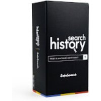 Search History Card Game