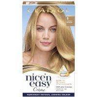 Clairol Nice' n Easy Creme Natural Looking Oil Infused Permanent Hair Dye 177ml (Various Shades) - 8