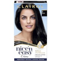 Clairol Nice' n Easy Creme Natural Looking Oil Infused Permanent Hair Dye 177ml (Various Shades) - 2