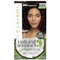 Clairol Natural Instincts Semi-Permanent No Ammonia Vegan Hair Dye 177ml (Various Shades) - 2RV Burg