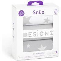 Snuz Crib Bedding Set - Stars (3 Piece Set)