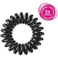 brushworks Large Wonder Bobble - Black (Pack of 5)