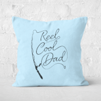 Reel Cool Dad Square Cushion - 40x40cm - Soft Touch