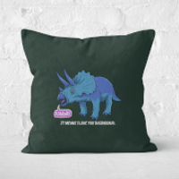 RAWR! It Means I Love You Square Cushion - 50x50cm - Soft Touch