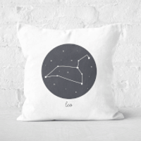 Leo Square Cushion - 50x50cm - Soft Touch