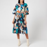 Stine Goya Women's India Landscape Print Dress - Multi - M