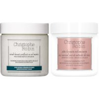 Christophe Robin Large Haircare Duo (Worth PS80.00)