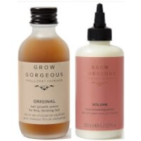 Grow Gorgeous Haircare Duo (Worth PS54.00)