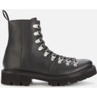 Grenson Women's Nanette Vegan Hiking Style Boots - Black - UK  4