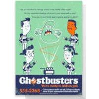 Ghostbusters We Believe You Greetings Card - Standard Card
