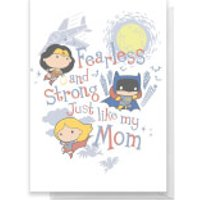 DC Happy Mother's Day Greetings Card - Standard Card