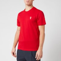 AMI Men's De Coeur T-Shirt - Red - M