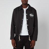 AMI Men's Coach Jacket - Black - L