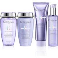 Kérastase Blond Absolu Shine, Strength, Neutralising and Heat Protection Routine