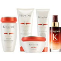 Kérastase Nutritive Nourishing Routine for Fine Hair