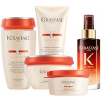 Kerastase Nutritive 24 Hour Intensely Nourishing Routine for Thick Hair