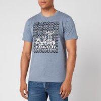 Coach Men's Skyline T-Shirt - Blue - XL