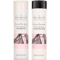 Percy and Reed Turn up the Volume Volumising Shampoo and Conditioner