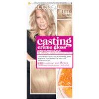 L'Oréal Paris Casting Crème Gloss Semi-Permanent Hair Dye (Various Shades) - 1010 Iced Light Blonde