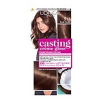 L'Oréal Paris Casting Crème Gloss Semi-Permanent Hair Dye (Various Shades) - 513 Iced Truffle