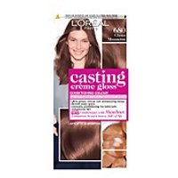 L'Oréal Paris Casting Crème Gloss Semi-Permanent Hair Dye (Various Shades) - 680 Chocolate Moccacino