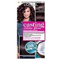 L'Oreal Paris Casting Creme Gloss Semi-Permanent Hair Dye (Various Shades) - 4102 Cool Chestnut