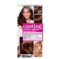 L'Oréal Paris Casting Crème Gloss Semi-Permanent Hair Dye (Various Shades) - 535 Chocolate