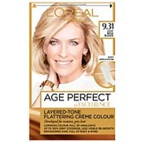L'Oreal Paris Age Perfect Hair Dye (Various Shades) - 9.31 Light Beige Blonde
