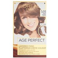 L'Oréal Paris Age Perfect Hair Dye (Various Shades) - 5.03 Warm Golden Brown