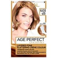 L'Oreal Paris Age Perfect Hair Dye (Various Shades) - 6.03 Light Golden Brown