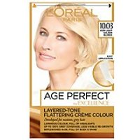 L'Oreal Paris Age Perfect Hair Dye (Various Shades) - 10.03 Very Light Golden Blonde