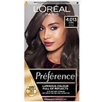L'Oreal Paris Preference Infinia Hair Dye (Various Shades) - 4.01 Paris Natural Dark Brown