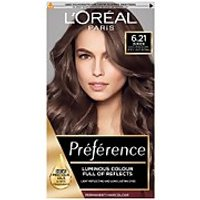 L'Oréal Paris Préférence Infinia Hair Dye (Various Shades) - 6.21 Opera Iridescent Light Brown