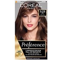 L'Oreal Paris Preference Infinia Hair Dye (Various Shades) - 5.23 Chocolate Rose Gold Brown