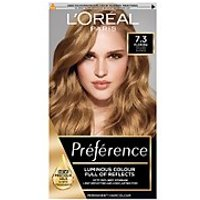 L'Oréal Paris Préférence Infinia Hair Dye (Various Shades) - 7.3 Florida Honey Blonde