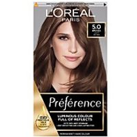 L'Oreal Paris Preference Infinia Hair Dye (Various Shades) - 5 Palma Natural Light Brown