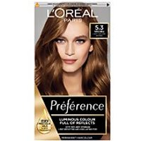 L'Oréal Paris Préférence Infinia Hair Dye (Various Shades) - 5.3 Virginia Chestnut Brown