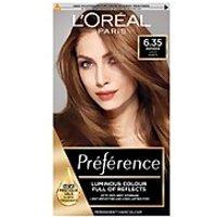 L'Oreal Paris Preference Infinia Hair Dye (Various Shades) - 6.35 Havana Golden Mahogany Light Brown