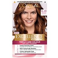 L'Oréal Paris Excellence Crème Permanent Hair Dye (Various Shades) - 6.41 Natural Hazelnut