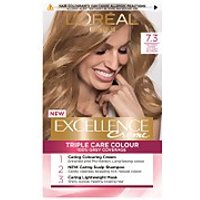 L'Oréal Paris Excellence Crème Permanent Hair Dye (Various Shades) - 7.3 Natural Dark Golden Blonde