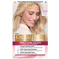 L'Oreal Paris Excellence Creme Permanent Hair Dye (Various Shades) - 10.13 Natural Light Baby Blonde