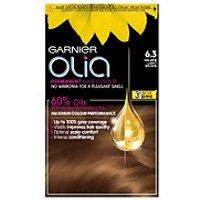 Garnier Olia Permanent Hair Dye (Various Shades) - 6.3 Golden Light Brown