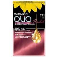Garnier Olia Permanent Hair Dye (Various Shades) - 7.22 Deep Rose