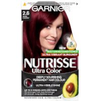 Garnier Nutrisse Permanent Hair Dye (Various Shades) - 2.6 Dark Cherry Red