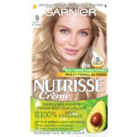Garnier Nutrisse Permanent Hair Dye (Various Shades) - 9 Light Blonde