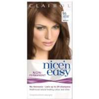 Clairol Nice'n Easy Semi-Permanent Hair Dye with No Ammonia (Various Shades) - 96 Lightest Gold Brow