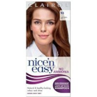 Clairol Nice'n Easy Semi-Permanent Hair Dye with No Ammonia (Various Shades) - 93 Light Golden Red